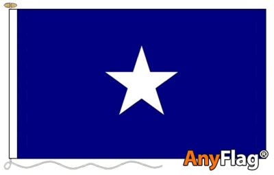 - BONNIE BLUE ANYFLAG RANGE - VARIOUS SIZES
